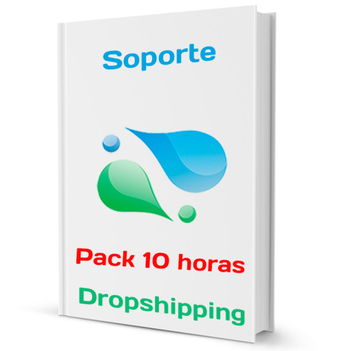 soporte dropshipping pack